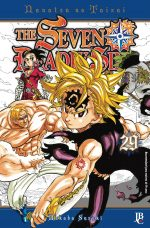 capa de The Seven Deadly Sins #29