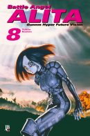 Battle Angel Alita Digital #08