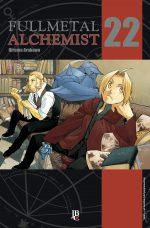 capa de Fullmetal Alchemist ESP. #22