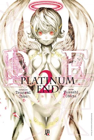 capa de Platinum End #02
