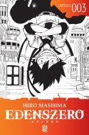 capa de Edens Zero Capítulo 003