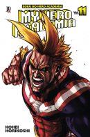 capa de My Hero Academia #11