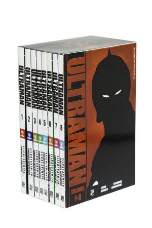 capa de Box Ultraman