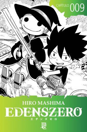 capa de Edens Zero Capítulo #009
