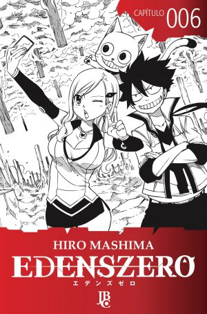 capa de Edens Zero Capítulo 006