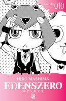 capa de Edens Zero Capítulo 010