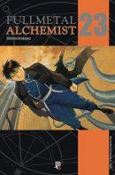 capa de Fullmetal Alchemist ESP. #23