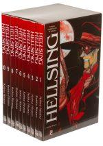 capa de Hellsing – Box