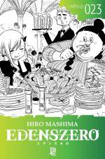 capa de Edens Zero Capítulo #023