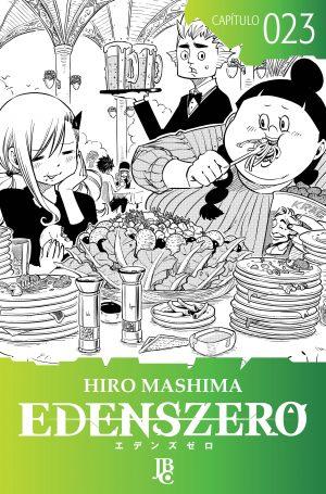 capa de Edens Zero Capítulo 023
