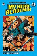 capa de My Hero Academia #12