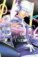 capa de Platinum End #03