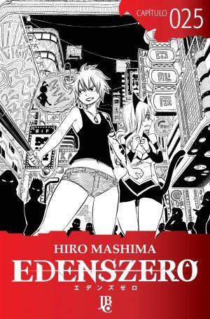 capa de Edens Zero Capítulo #025