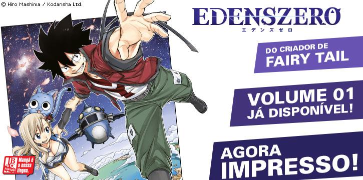 Lançamento: Edens Zero