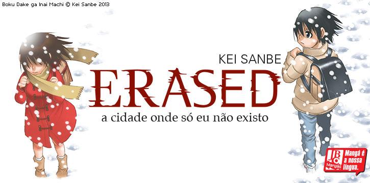 Lançamento: Erased
