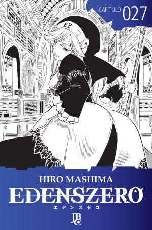 capa de Edens Zero Capítulo #027