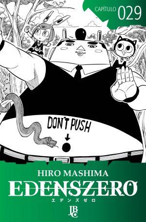 capa de Edens Zero Capítulo #029