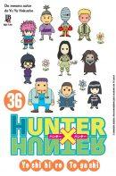 capa de Hunter X Hunter