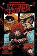 capa de My Hero Academia