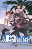 capa de UQ Holder!