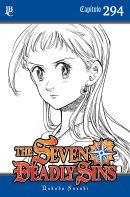 capa de The Seven Deadly Sins Capítulo #294