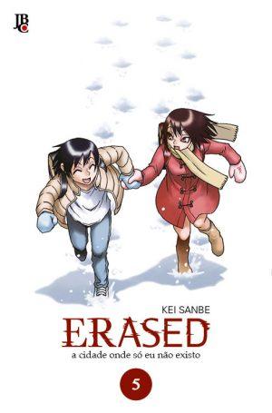 capa de Erased #05
