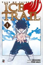capa de Fairy Tail – Ice Trail #01