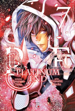 capa de Platinum End #07