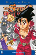 capa de The Seven Deadly Sins 35