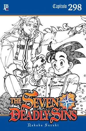 capa de The Seven Deadly Sins Capítulo #298