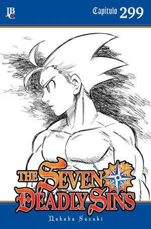 capa de The Seven Deadly Sins Capítulo #299