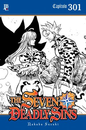 capa de The Seven Deadly Sins Capítulo #301