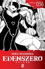 Capa de Edens Zero Capítulo #036
