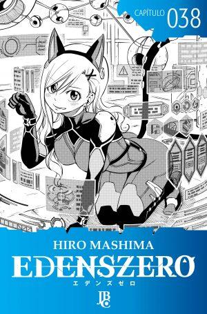 capa de Edens Zero Capítulo #038