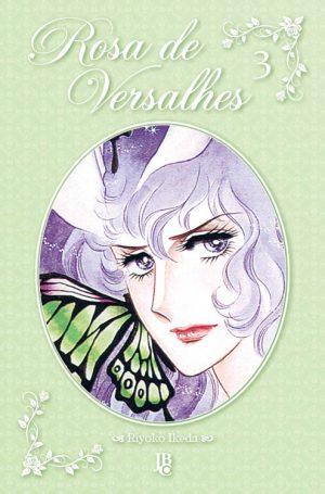 capa de Rosa de Versalhes #03