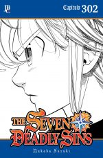 Capa de The Seven Deadly Sins Capítulo #302