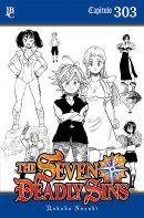 capa de The Seven Deadly Sins Capítulo #303