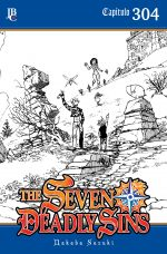 Capa de The Seven Deadly Sins Capítulo #304