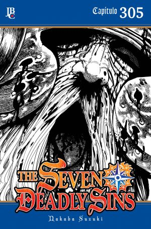 capa de The Seven Deadly Sins Capítulo #305