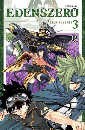 capa de Edens Zero #03