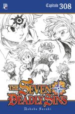 capa de The Seven Deadly Sins Capítulo 308