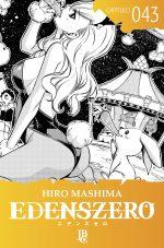Capa de Edens Zero Capítulo #043