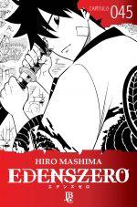 capa de Edens Zero Capítulo #045