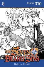 Capa de The Seven Deadly Sins Capítulo #310