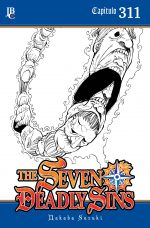 Capa de The Seven Deadly Sins Capítulo #311