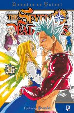 capa de The Seven Deadly Sins #36