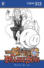 Capa de The Seven Deadly Sins Capítulo #313