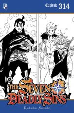 capa de The Seven Deadly Sins Capítulo 314