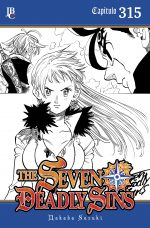 capa de The Seven Deadly Sins Capítulo #315