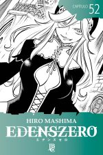 capa de Edens Zero Capítulo #052